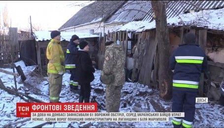Из-за обстрелов на Луганщине 5 тысяч жителей остались без воды