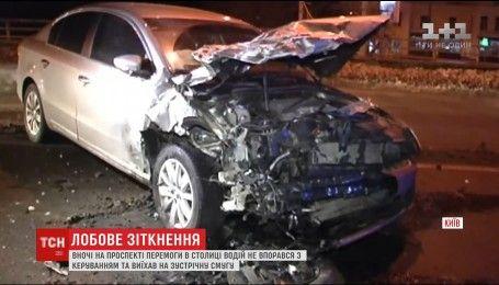 В машине, которая спровоцировала страшное ДТП в Киеве, нашли бутылки из-под пива