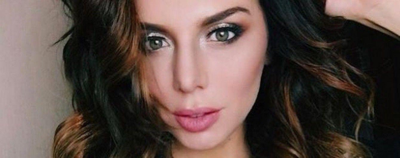 Выглядит хорошо: Анна Седокова впервые после родов вышла в свет
