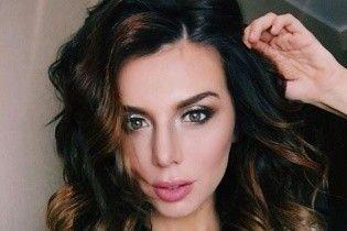 Анна Седокова родила третьего ребенка