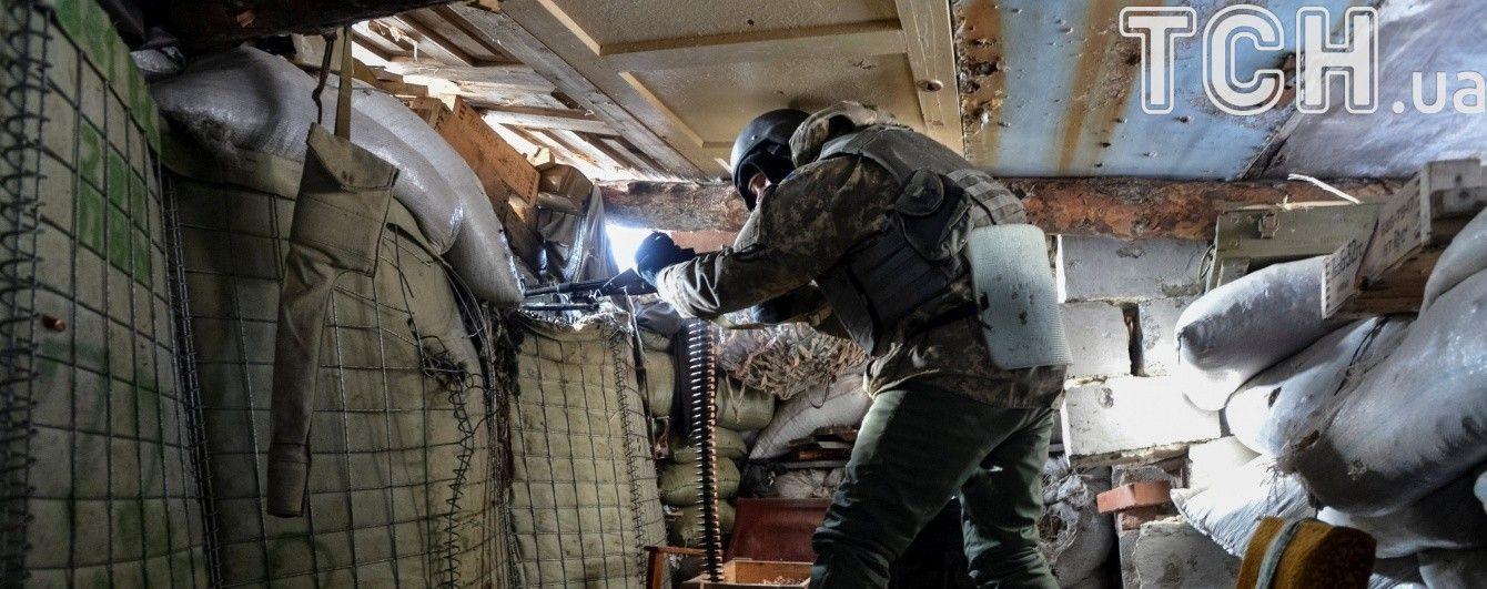 В штабе АТО сообщили о жертвах среди украинских бойцов в результате боев под Мариуполем