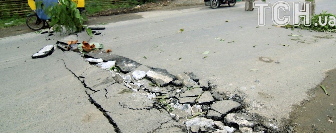 Філіппіни струсонув землетрус
