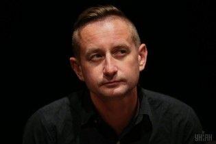 Книга Сергея Жадана о событиях на Донбассе получила премию на ярмарке в Германии