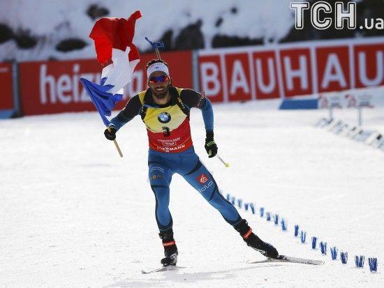 Легендарний біатлоніст Фуркад шокував уболівальників своїм пульсом
