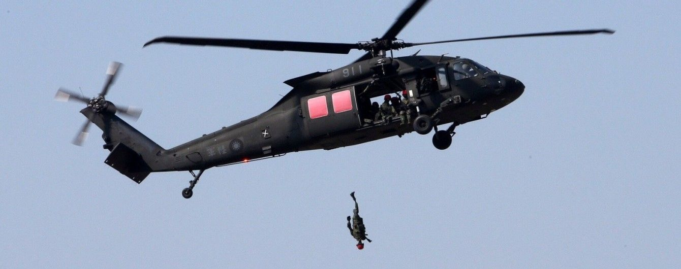 Вертолет разбился в сша