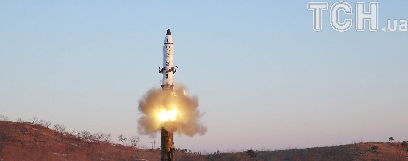 Відповідь КНДР: Південна Корея провела три ракетні випробування