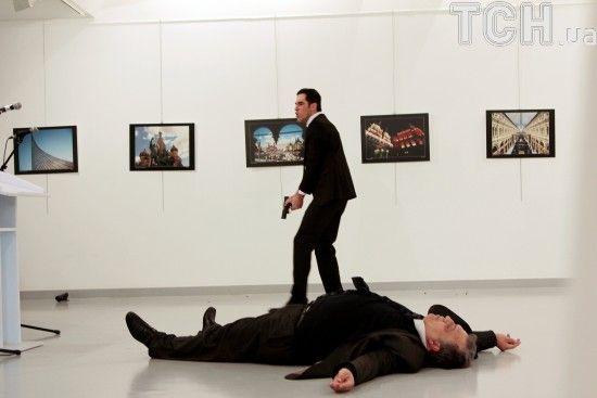У Туреччині заарештували організатора виставки, на якій сталося вбивство посла РФ