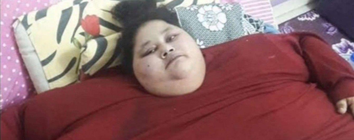 Півтонна єгиптянка скинула в індійській клініці 242 кг