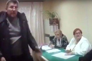 Одесские патрульные поймали пьяного за рулем председателя окружного суда