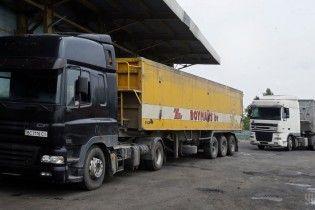 В Киеве из-за жары ограничивают движение грузовиков