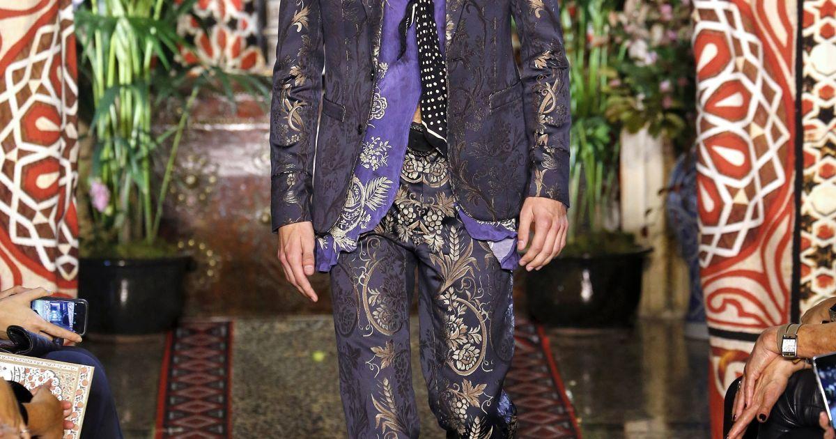 Коллекция Roberto Cavalli прет-а-порте сезона весна-лето 2017 @ East News