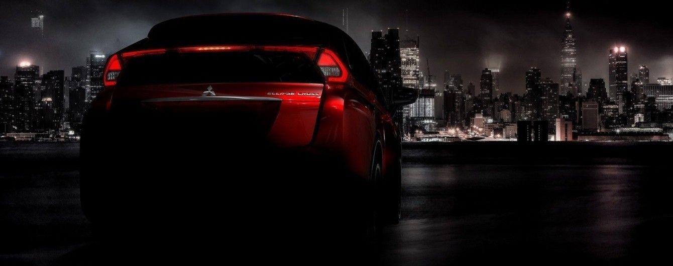 В Женеве дебютирует новый кроссовер Mitsubishi Eclipse Cross