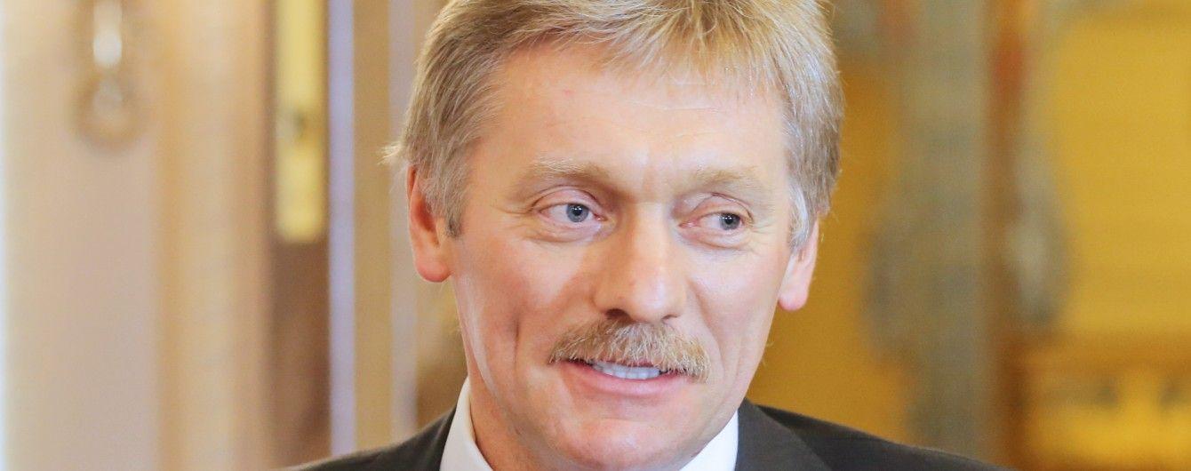 """""""Это не так уж и важно"""": Песков прокомментировал вопрос о сроках примирения с Украиной"""