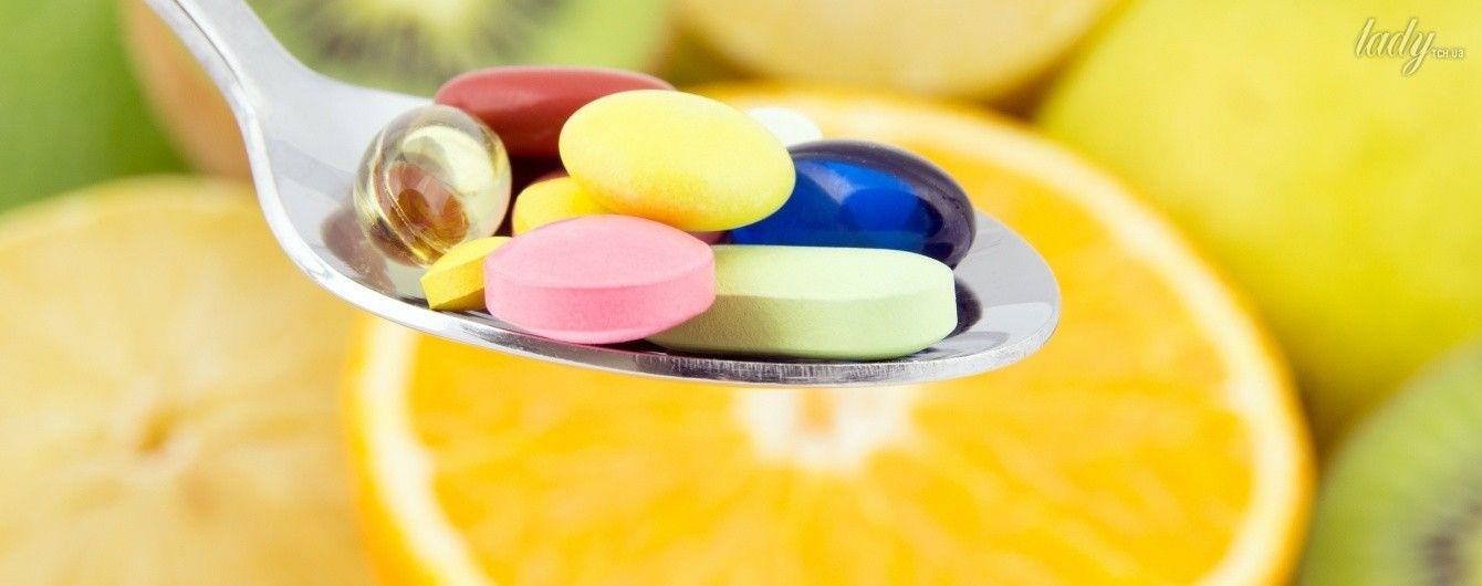 Недостаток витаминов в организме: выявить и восполнить