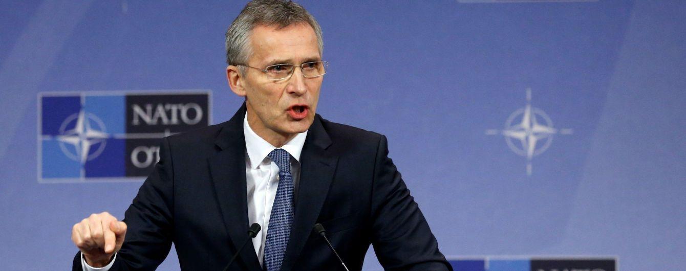 Участие НАТО в сирийском конфликте не рассматривается - Столтенберг