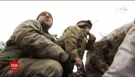 Боевики с артиллерии обстреливают Пески и Водяное