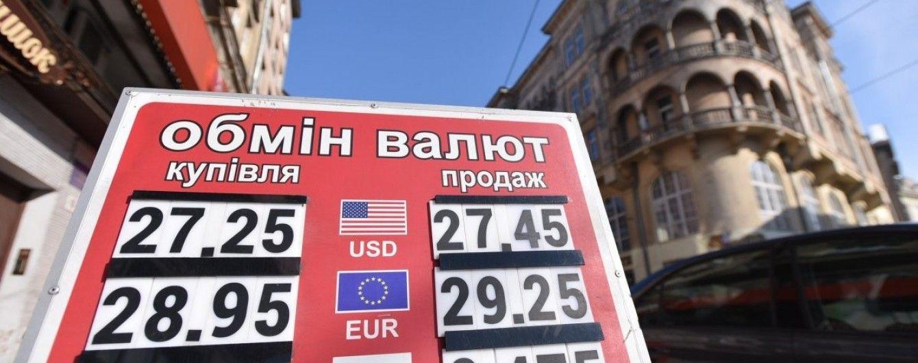 Долар подорожчає, а євро подешевшає у курсах валют від НБУ на 14 липня