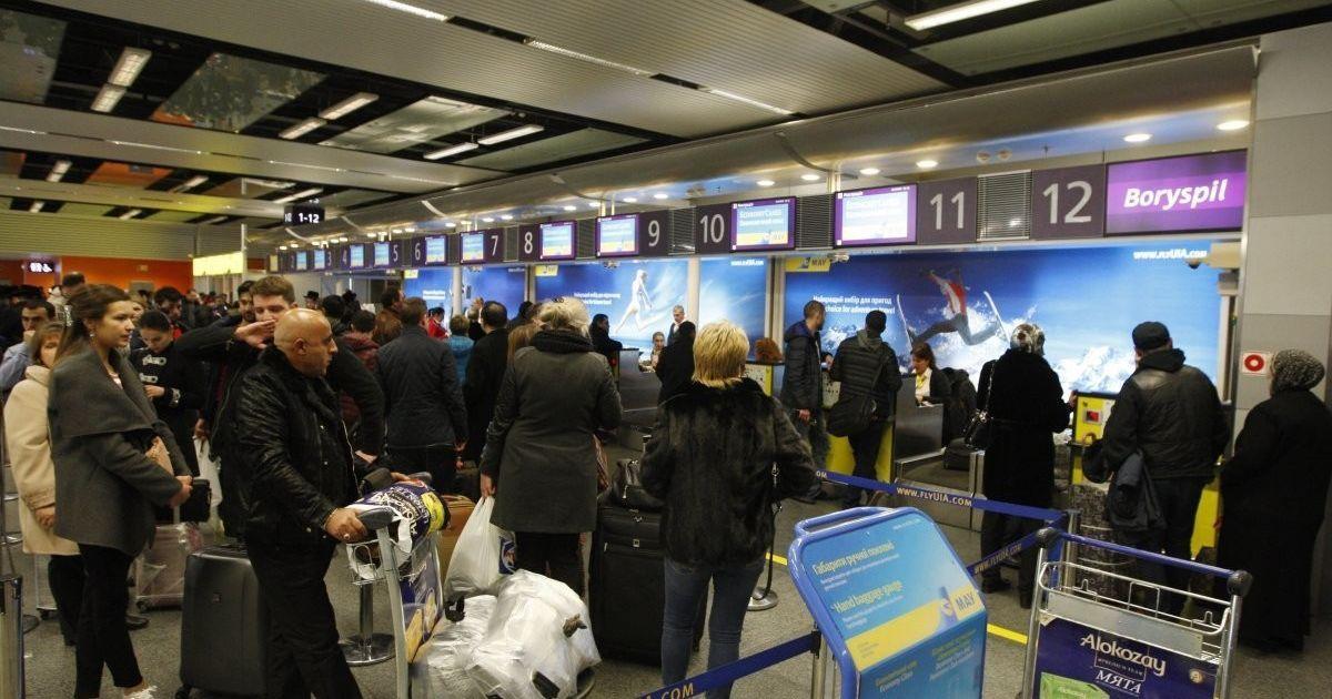 Міністерство інфраструктури України затвердило зміни до аеропортових зборів  за обслуговування повітряних суден і пасажирів у міжнародному аеропорті
