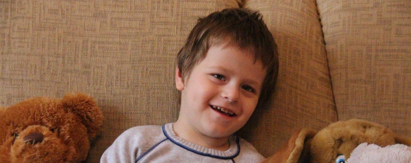 Маленький одесит Тараненко Олександр сподівається на допомогу