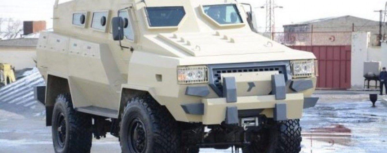 В Азербайджане построили новую боевую бронемашину Tufan