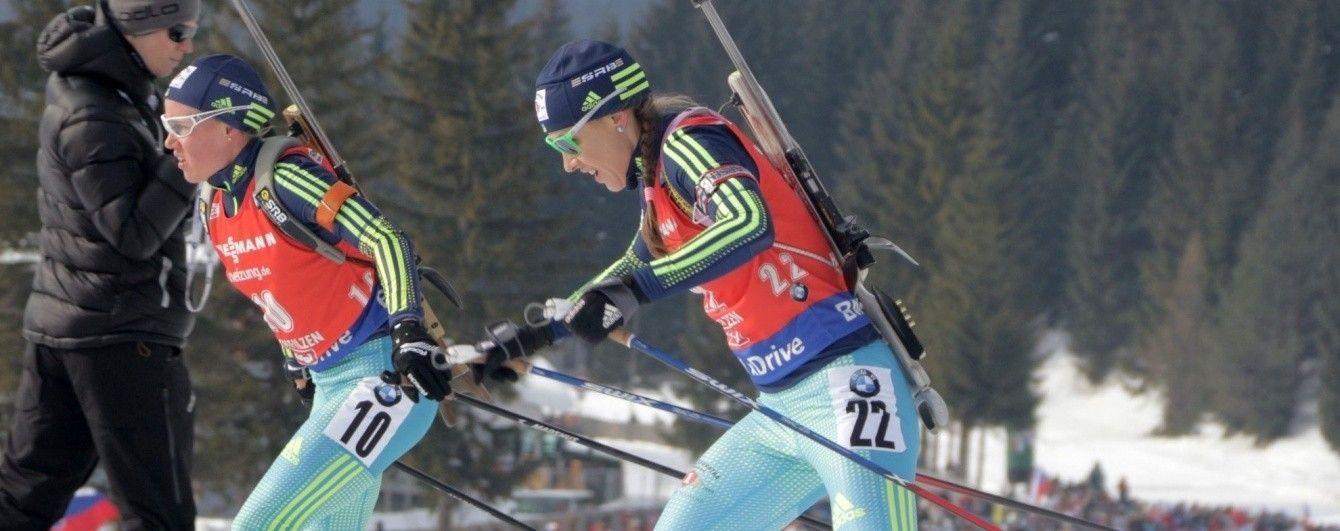 Двоє українок фінішували в топ-10 індивідуальної гонки на ЧС із біатлону