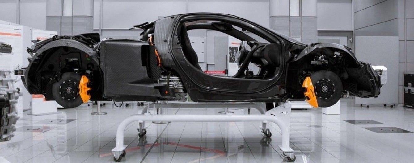McLaren раскрыл новые подробности о преемнике модели 650S