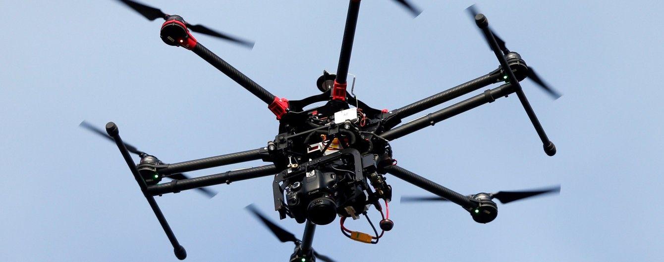 Мощный обстрел под Мариуполем: меткость атаки боевиков обеспечивал дрон