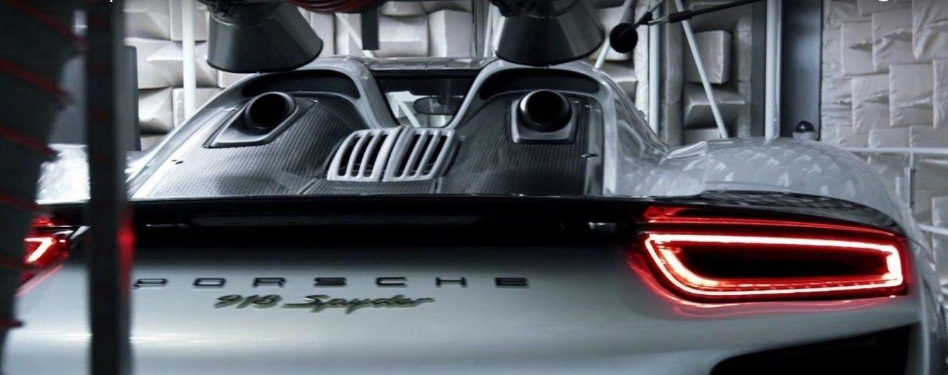 Porsche выбрала пять спорткаров с самым крутым звучанием мотора