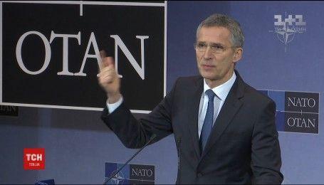 У НАТО есть доказательства причастности России к кибератакам на сайты Альянса