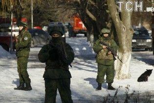 Боевики обстреляли украинских военных вблизи Авдеевки