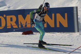 Українець Семенов посів п'яте місце в індивідуальній гонці на ЧС із біатлону