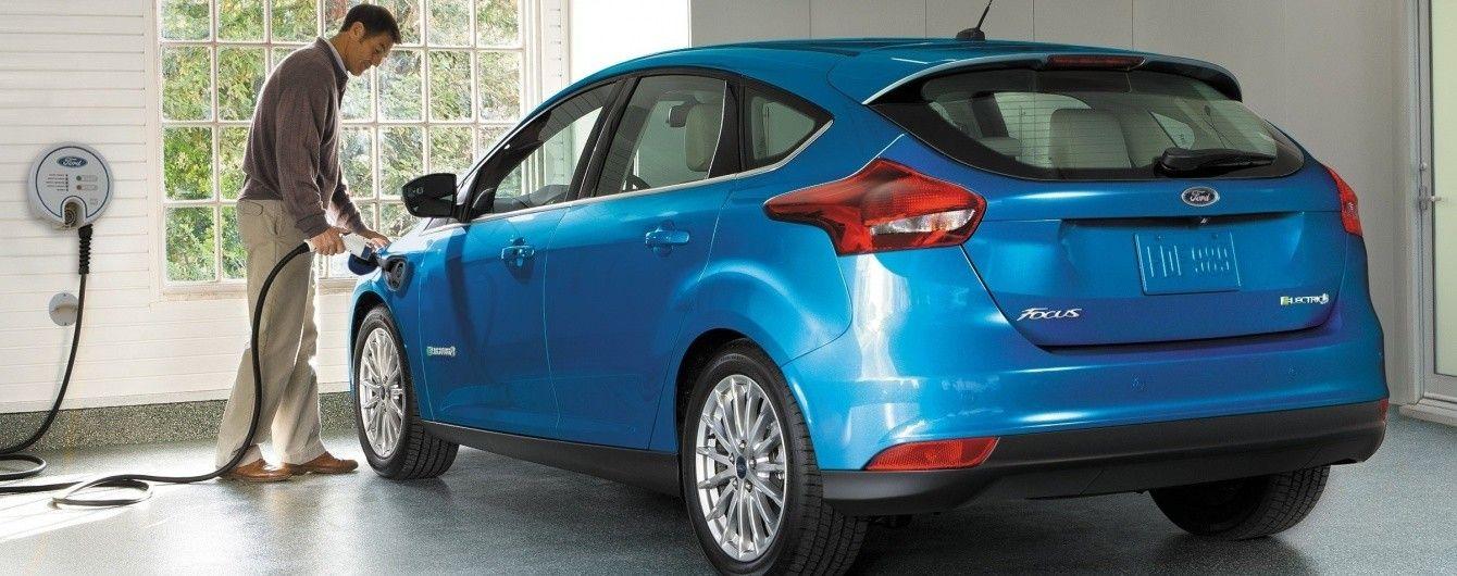 Ford представил новый электрический Focus Electric