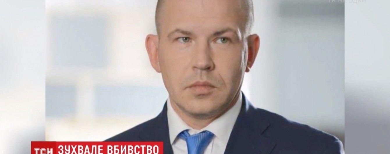 Подробности убийства банкира под Киевом: из дома похитили сейф и оружие