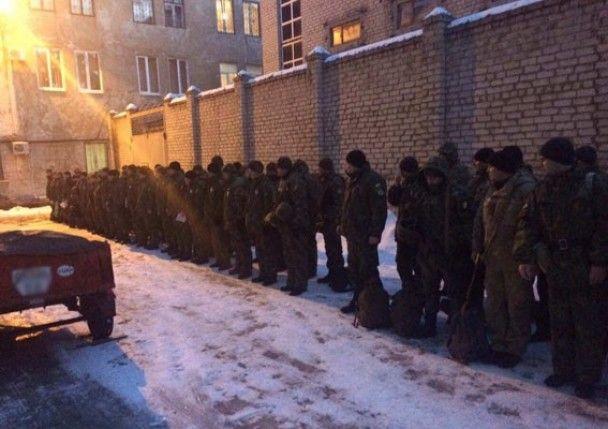 В Донецкой области все подразделения полиции подняли по тревоге