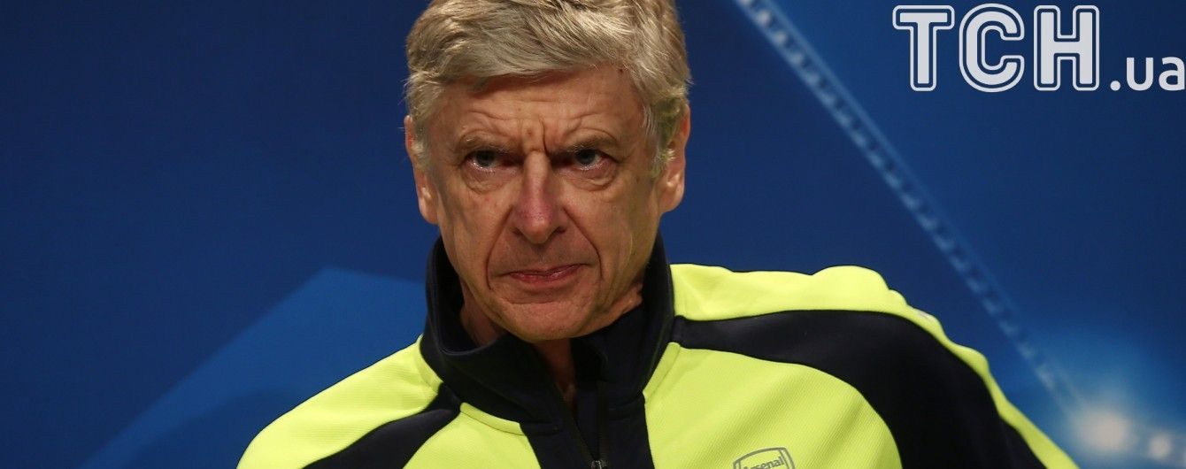"""Венгер предполагает, что может покинуть """"Арсенал"""" в конце сезона"""