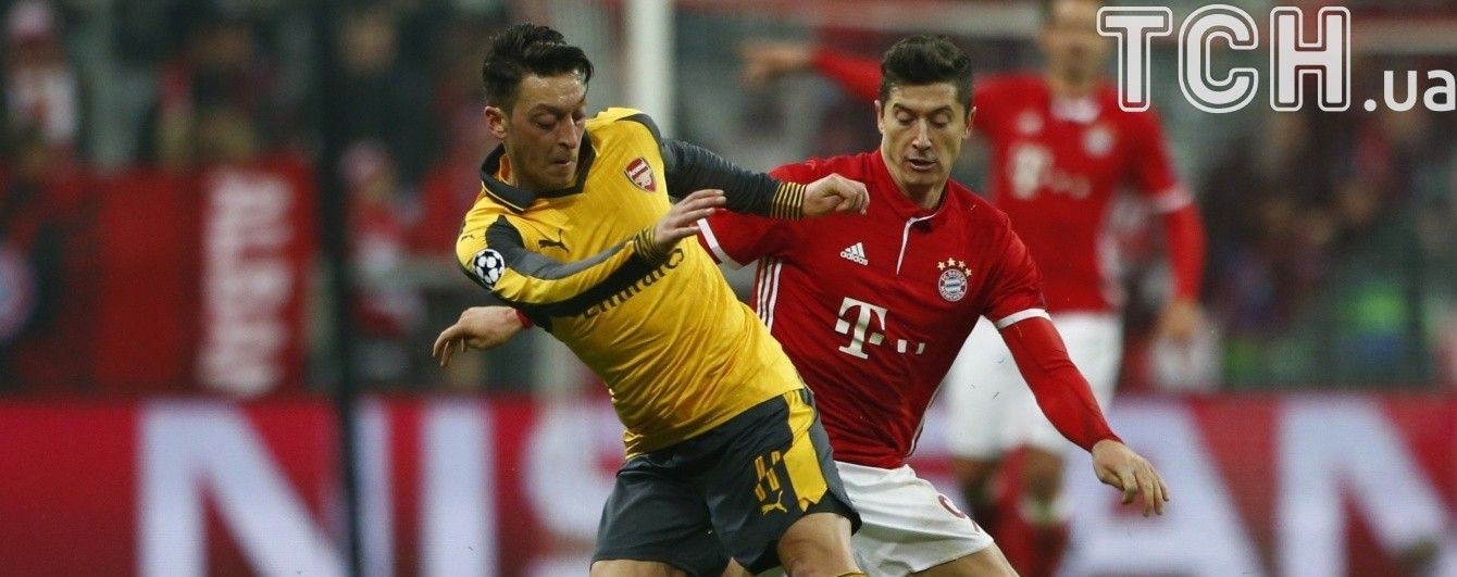 """Фанати """"Арсенала"""" почали здавати квитки на матч-відповідь проти """"Баварії"""" в ЛЧ"""