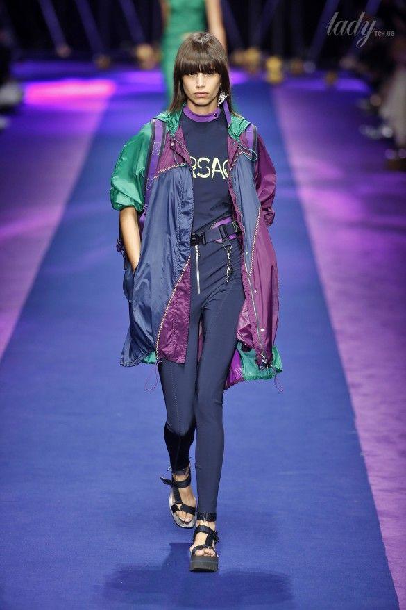 Коллекция Versace прет-а-порте сезона весна-лето 2017_4