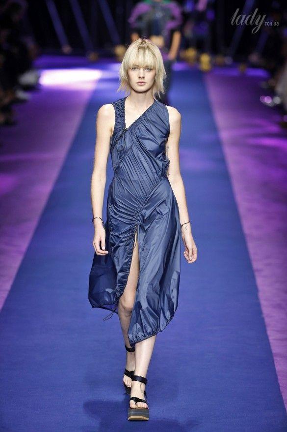 Коллекция Versace прет-а-порте сезона весна-лето 2017_7