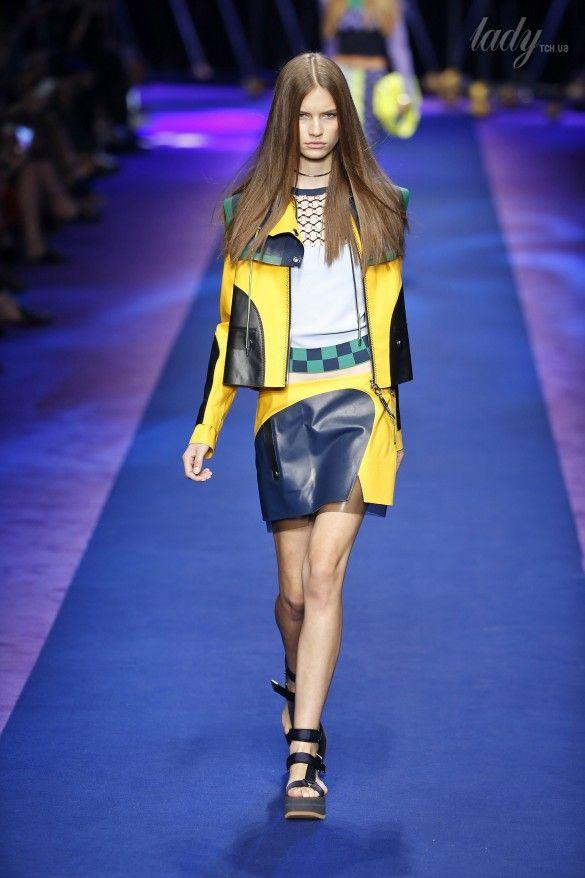 Коллекция Versace прет-а-порте сезона весна-лето 2017_14