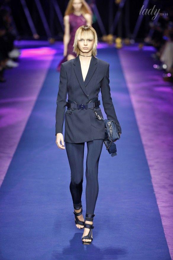 Коллекция Versace прет-а-порте сезона весна-лето 2017_2