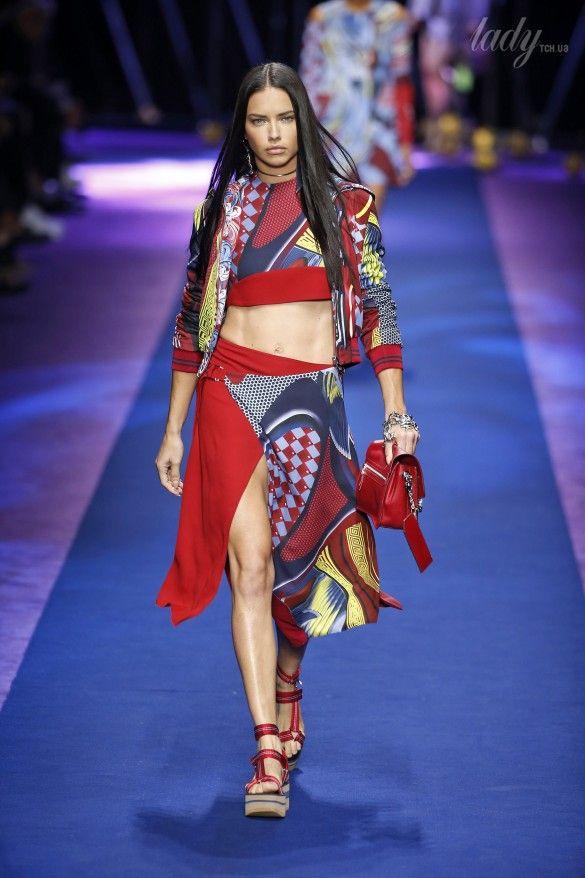 Коллекция Versace прет-а-порте сезона весна-лето 2017_21