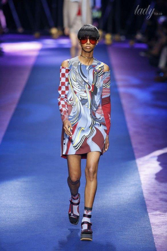 Коллекция Versace прет-а-порте сезона весна-лето 2017_22