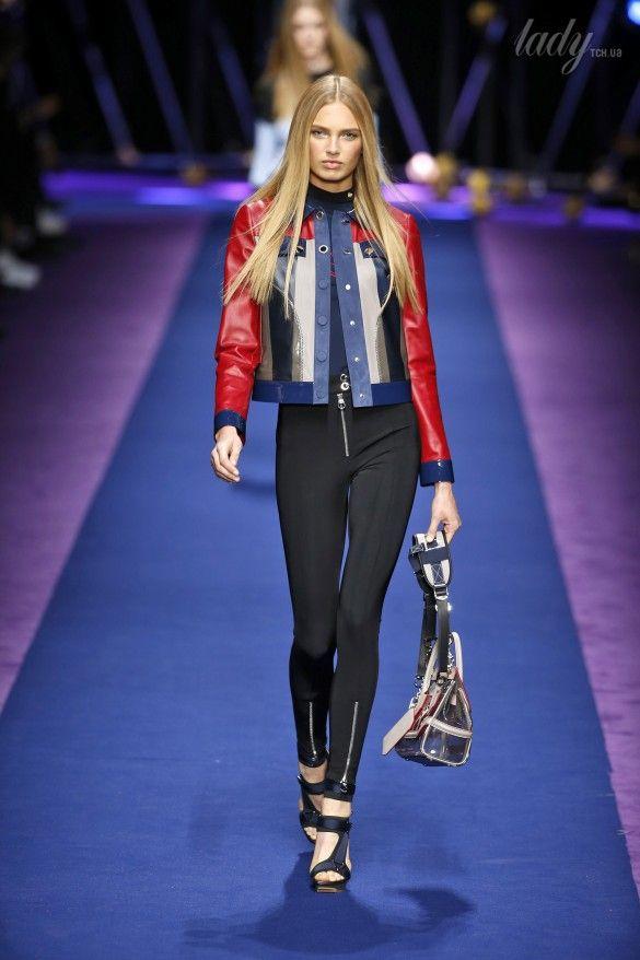 Коллекция Versace прет-а-порте сезона весна-лето 2017_30