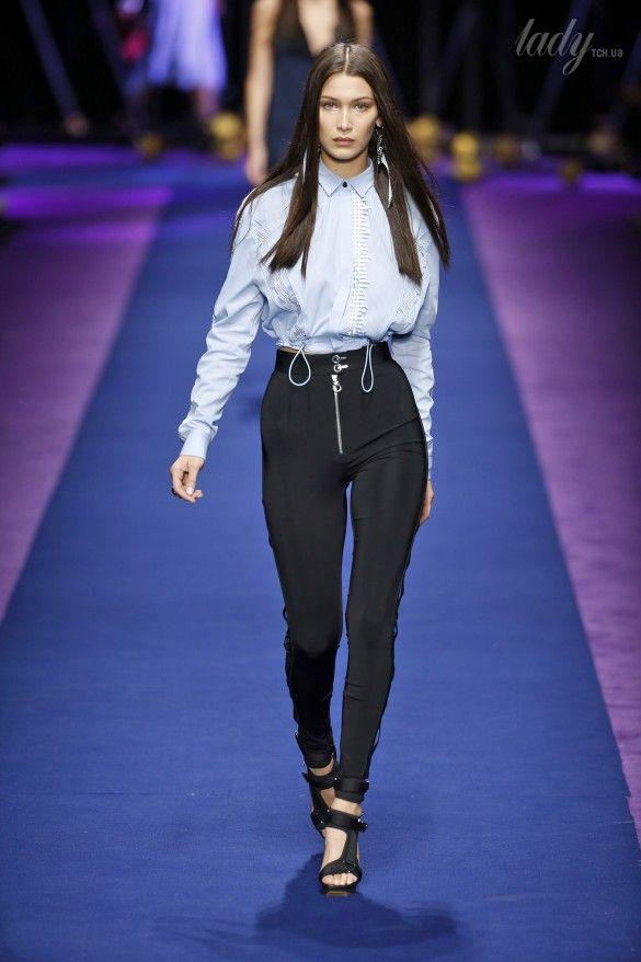 Коллекция Versace прет-а-порте сезона весна-лето 2017_44