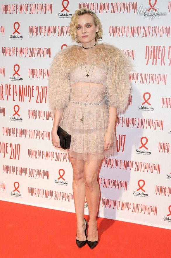 Звезды в платьях от Dior_4