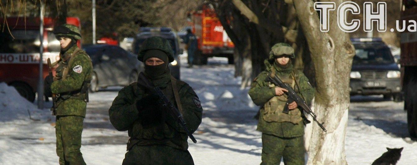 Получали только сухой паек. Бывший боевик из Славянска сдался правоохранителям