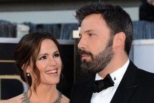 Сплетня дня: Дженнифер Гарнер разводится с Беном Аффлеком