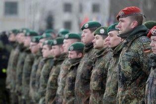 У Німеччині закликали створити спільну армію Євросоюзу