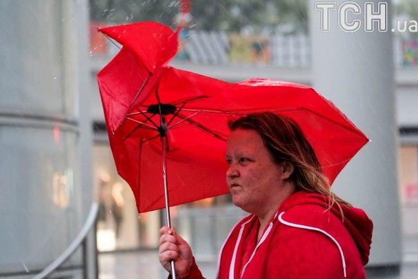 Наюге США бушует тропический шторм Синди, необошлось без жертв
