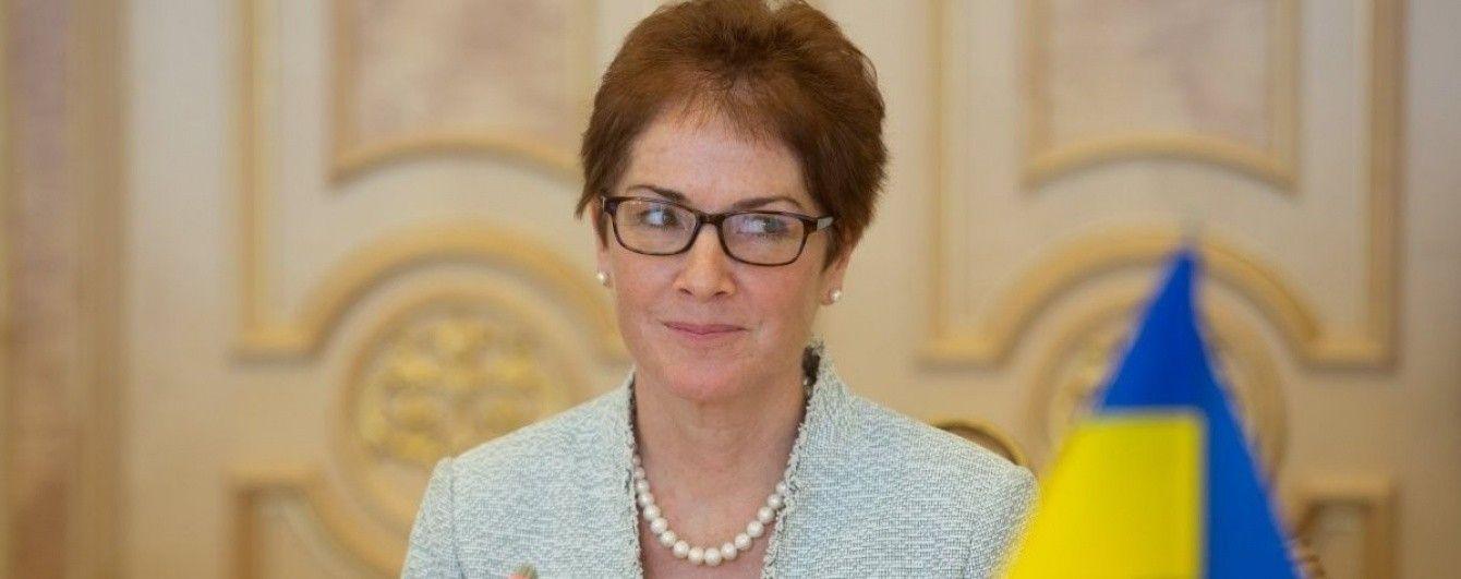Посол Йованович рассказала, какой США хотели бы видеть Украину